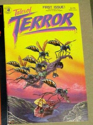 TALES OF TERROR # 1 HORROR NM Eclipse