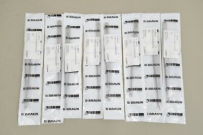 Lot of 8 New B Braun Aesculap BD801R Tuttle Lung Forceps 230mm German (13608)