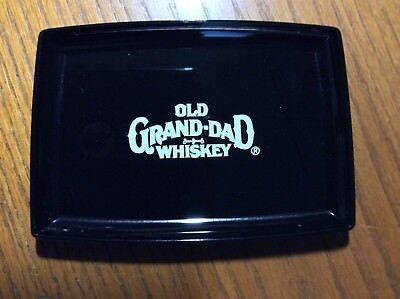 Restaurant Tip Trays Old Grand Dad Whiskey (10 )