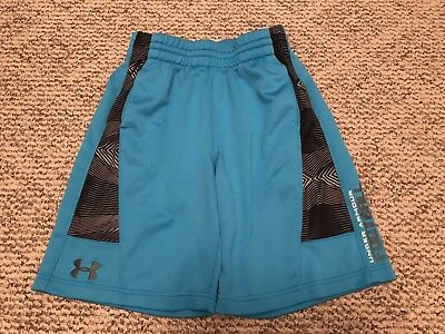 Boys Under Armour Loose Fit Shorts Youth XL