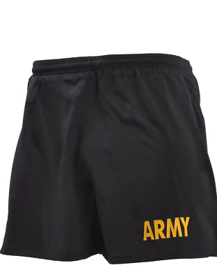 Army Pt Physical Fitness Apfu Army Physical Fitness Uniform Shorts Large