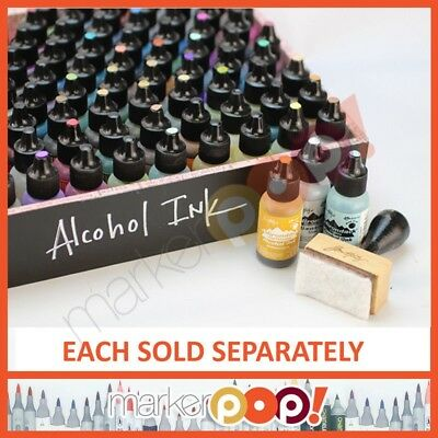Tim Holtz Adirondack Alcohol Ink 0.5oz Collection
