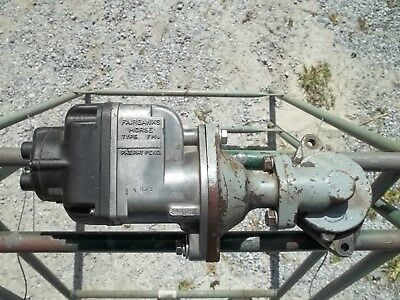 ford 9n 2n tractor magneto and magneto drive -  fairbanks morse
