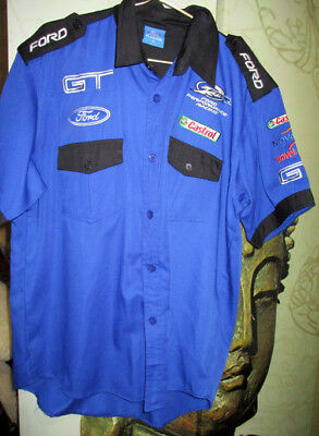 Men's Ford - FPR- Shirt size XL By Ford Racing