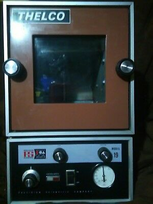 Precision Scientific Model 19 Thelco (incubator) Vacuum Lab Oven