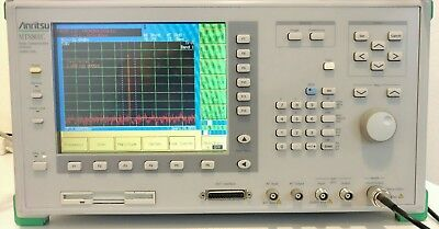 ANRITSU MT8801C Radio Communications & Spectrum Analyzer  ( 300KHz - 3.0GHz)
