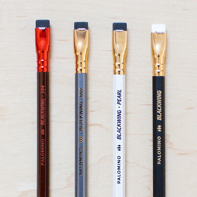 4 x Palomino Blackwing Pencils Volumes 344 Original 602 Pearl Limited Edition
