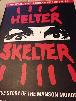 helter skelter paperback true story of the manson murders