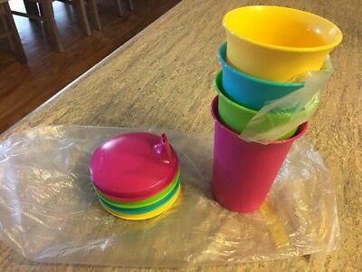 Tupperware Sippy Cup X 4 (brand New)