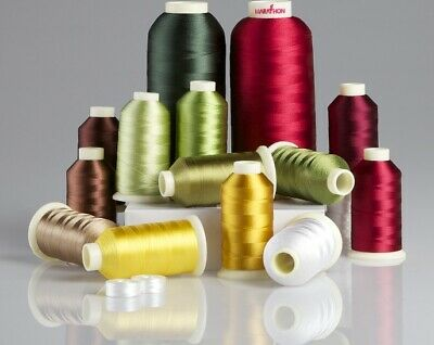 Marathon Polyester Embroidery machine thread:  1,000m x 1