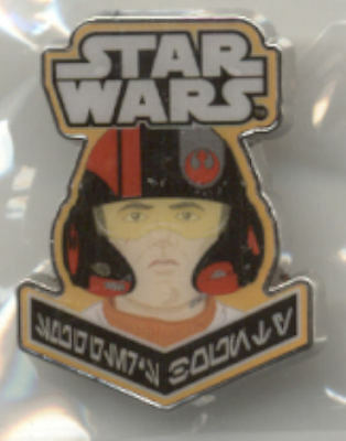Star Wars Smuggler's Bounty The Resistance Poe Dameron Pin