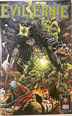 Evil Ernie # 2 Youth Gone Wild  Chaos Comics Deutsch