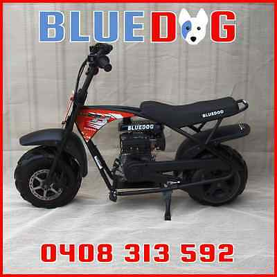 VREX Like Deltex Rockhopper 80cc Mini Bike Freight INC To VIC,NSW,SA,Bris Metro