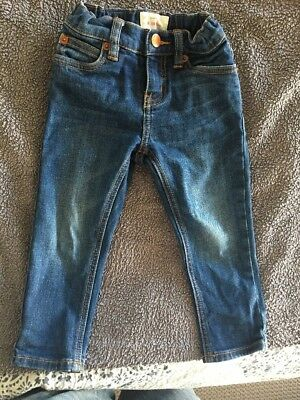 Boys Country Road Jeans Sz2