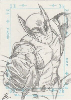 WOLVERINE PSC sketch by I'm Not Sure