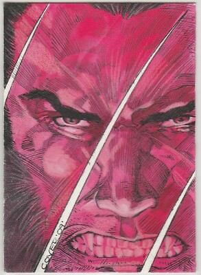 WOLVERINE PSC sketch by AR COVER