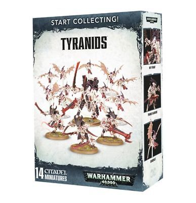 Warhammer 40k - Start Collecting! Tyanids -  Brand New, Games Workshop
