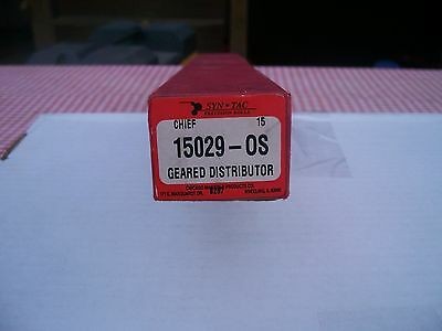 Syn Tac Precision Rolls Chief 15 15029-OS Geared Distributor New In Box