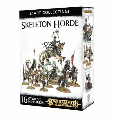 Warhammer 40k - Start Collecting! Skeleton Horde -Brand New, Games Workshop