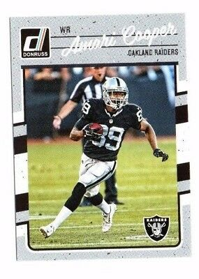 Amari Cooper 2016 Panini Donruss,Football Card !!