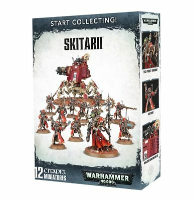 Warhammer 40k - Start Collecting! Skitarii - Brand New,Games Workshop