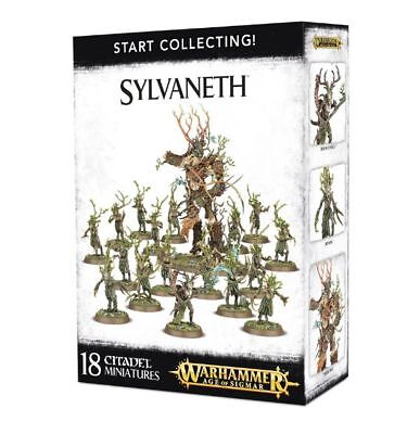 Warhammer 40k - Start Collecting! Sylvaneth - Brand New,Games Workshop