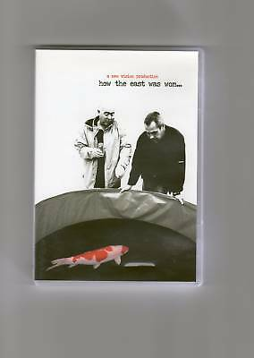 KOI, HOW THE EAST WAS WON, DVD.with case and cover.