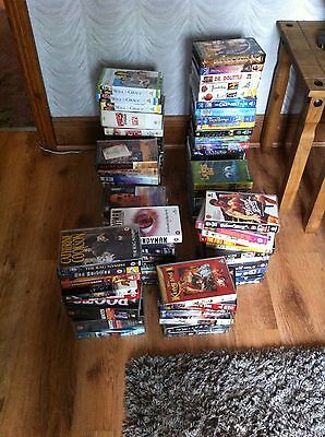 Blockbuster Classic Films Vhs Video Tapes Many Titles Family