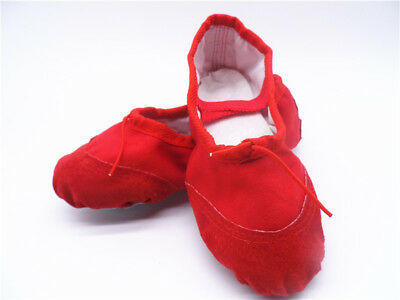 Ladies ballet Training shoes handiness Home Furnishing Multicolor Multiple sizes