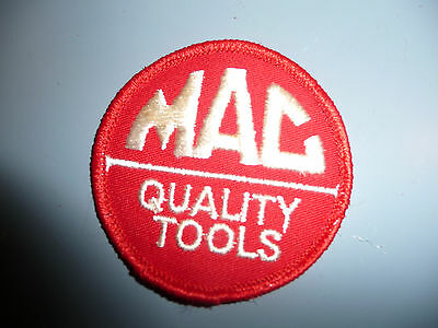 Mac Tools Embroidered Patch