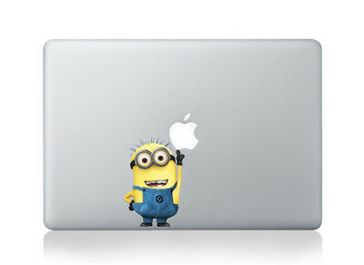 "Despicable Me Apple Macbook Air/Pro/Retina 13/15"" Vinyl Sticker Decal Cover"