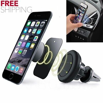 Magnetic Phone Mount Holder Universal Car Air Vent for iPhone 6 7 Plus