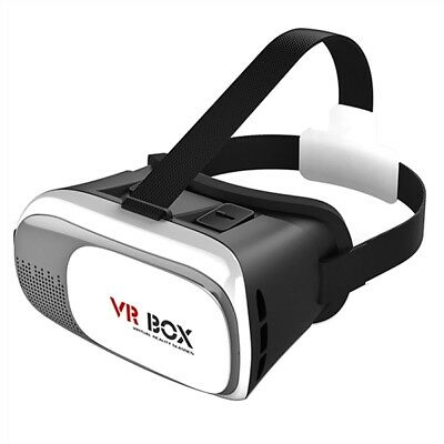 Vr Case Virtual Reality 3D Game Movie Glasses F 3.5''-6' Smartphone