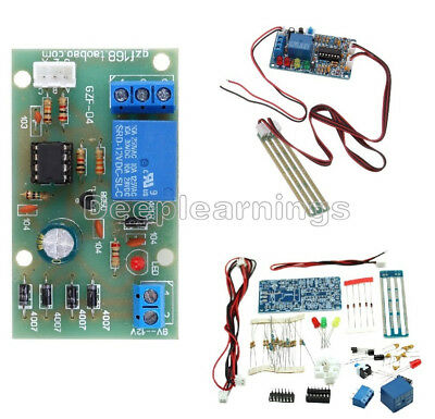 Liquid Level Controller Module Water Level Detection Sensor Parts Components NEW