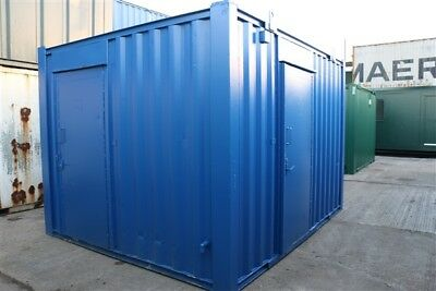 12ft x 9ft, 2 + 1 Anti-Vandal Toilet Block