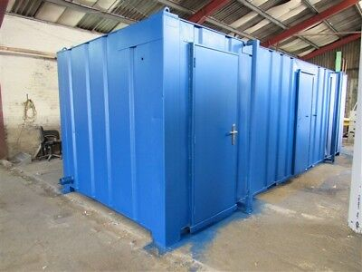24ft x 9ft Anti-Vandal 4 + 2 Toilet Block