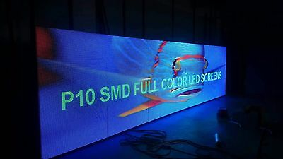 Full Colour LED Video Wall Display P10 - Indoor - Outdoor - price per 1.53m²