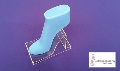 High Heel Shoe Fondant Gum paste Silicon Foot Mould | Cake Decorations Craft