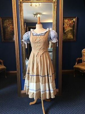 Fantastic D'oyly Carte Opera Company Dress From Gondoliers, Collectable Item!!