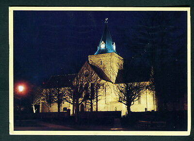 Dornoch Cathedral, Scotland B189. Used. Scottish Highlands Postcard