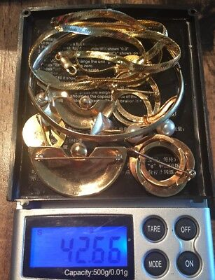 14k Gold Jewelry Lot: Use, Resale, Invest Or Scrap