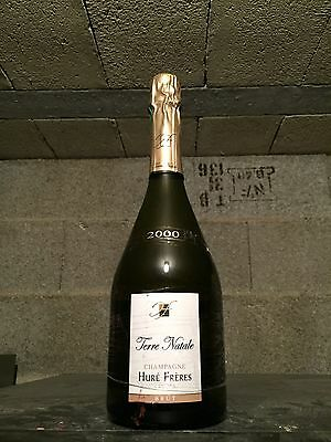 Bouteille Champagne Hurè Freres -- Terre Natale --2000