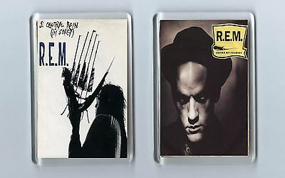 Magnets x 2 :R.E.M. So. Central Rain (I'm sorry) / Losing My Religion Alt. Indie