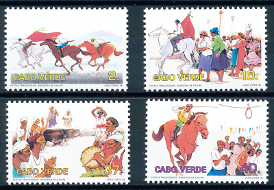Cabo Verde - 1995 - Traditional Fairy Tails
