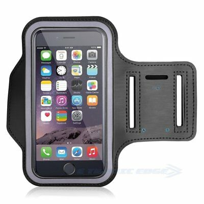 SPORTS ARMBAND - BEST RUNNING CELL PHONE CASE (For Plus Size Phones)