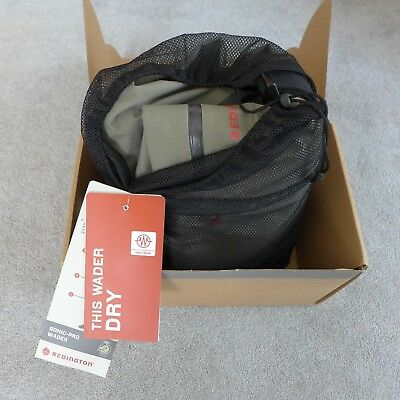 Redington Sonic Pro Waders Stocking Foot, XL, new in box