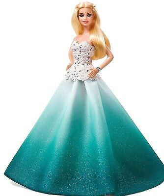 Barbie Collector 2016 Holiday Doll Collectors Edition New Keepsake