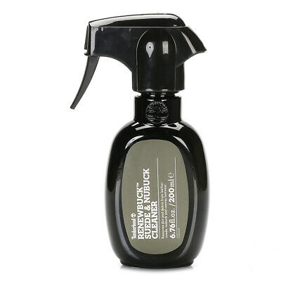 Timberland Renewbuck Suede Nubuck Leather Cleaner Shoes Boots 200ml Protector