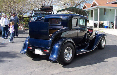 1930 Ford Model A  1930 Ford 5 Window coupe (hotrod)