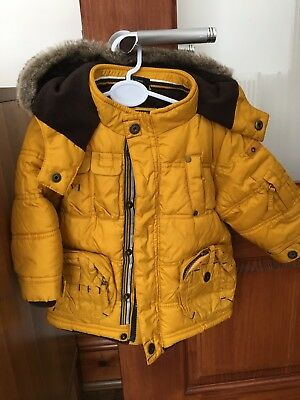 Next Baby Boys Coat 9-12 Months